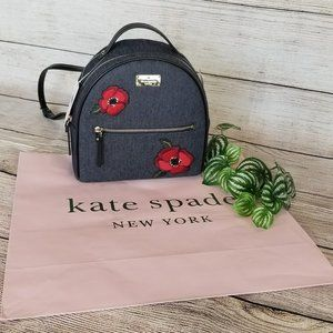 KATE SPADE backpack grove street poppy sammi